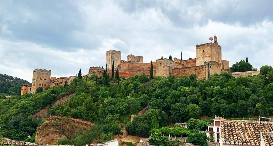 Titelbild Granada