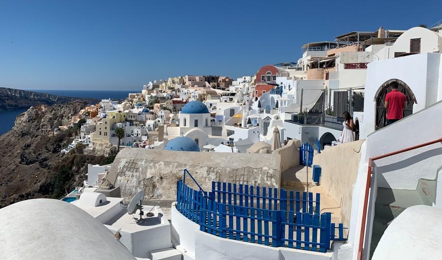Titelbild Santorini