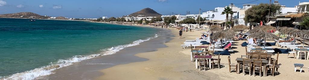 Strand von Agia Anna