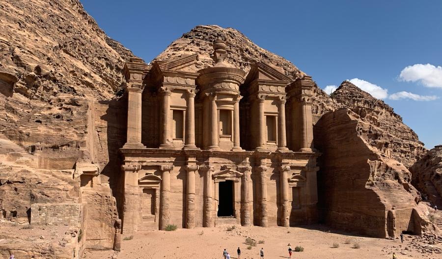 Titelbild Jordanien