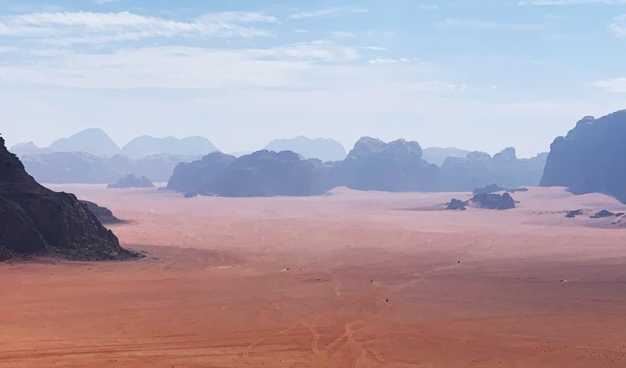 Titelbild Wadi Rum