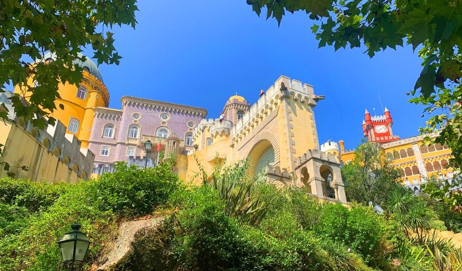 Titelbild Sintra