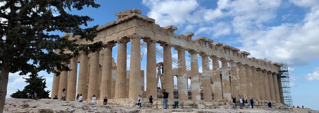Parthenon Tempel
