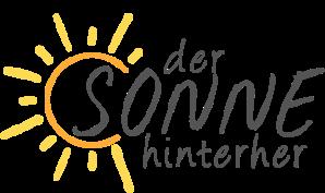 Logo - der Sonne hinterher