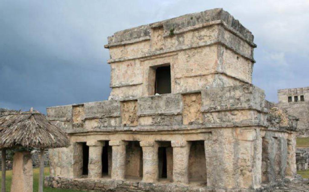 Tulum - Maya Ruins Freskentempel